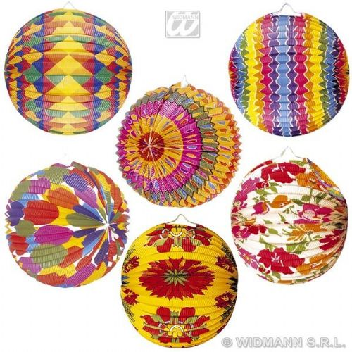 Paperball Printed Styles Party Decoration Carnival Festival Chinese Oriental